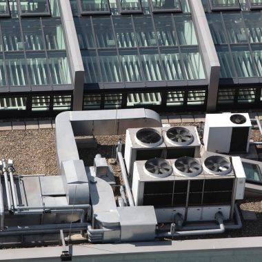 Klimatyzacja na dachu