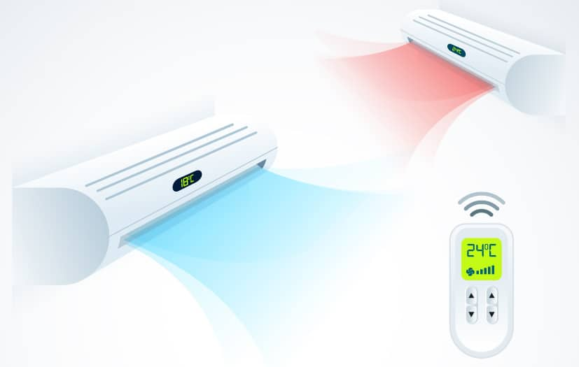 Wydajność klimatyzatorów Toshiba