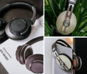audio technika i senhaiser