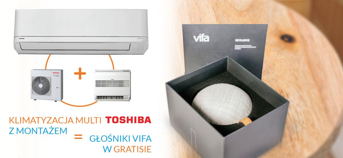 promocja klimatyzacji toshiba glosnik vifa gratis aktualnosci