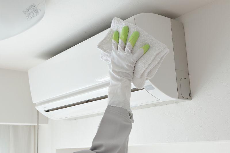 czyszczenie klimatyzacji konserwacja
